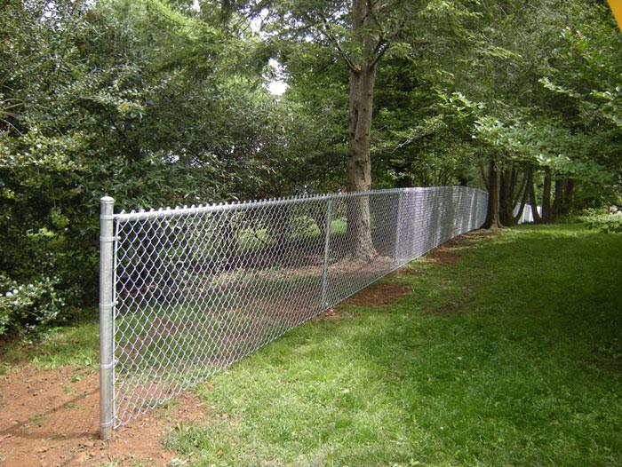 Chainlink Fencing 112 Smucker Fencing