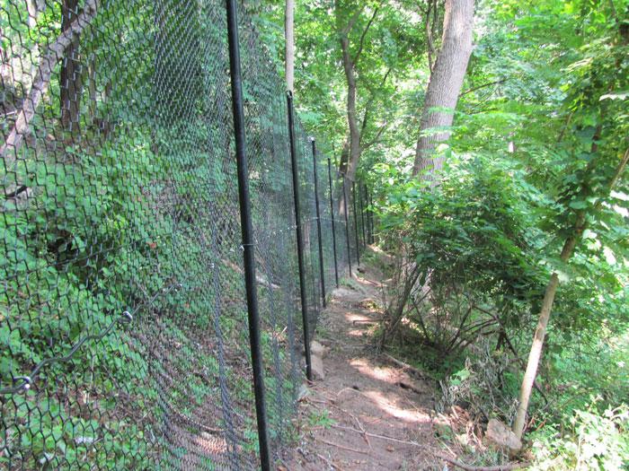 Chainlink Fencing 117 Smucker Fencing