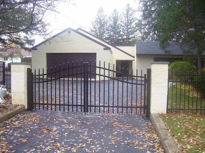Driveway Gates Lancaster Amp Chester Pa Estate Gate