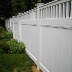 pa vinyl privacy fencing services