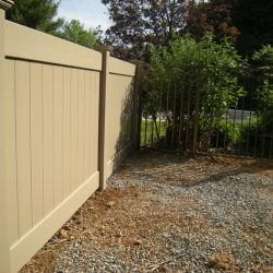 simple privacy fence