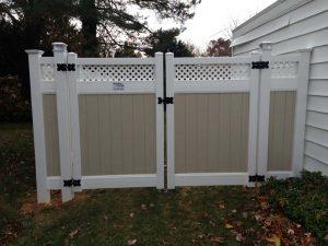 Newport Vinyl Fencing