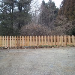 Red Cedar Gothic Picket