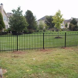 aluminum fence panel ides