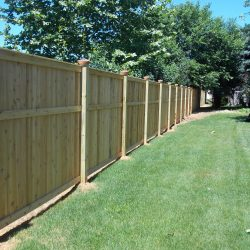 Red Cedar 1x6 T&G Privacy w/ Trim