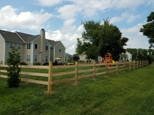 residential slip board fence experts operating in chester county