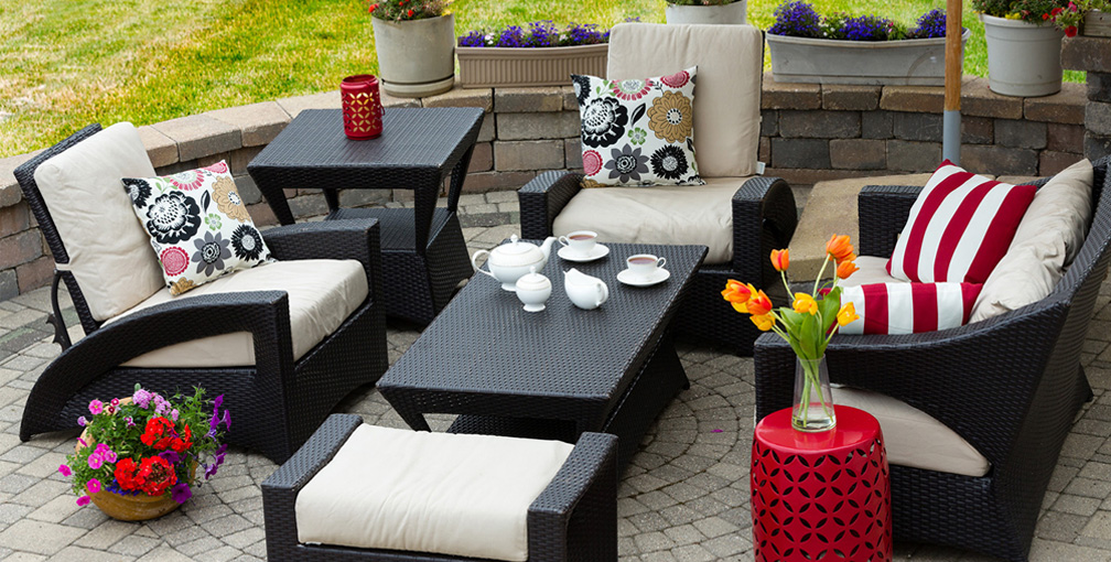 Modern Backyard Patio Furniture