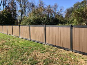 pvc fence panel installation company