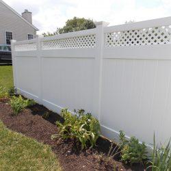 pvc privacy fence panel inspiration ideas
