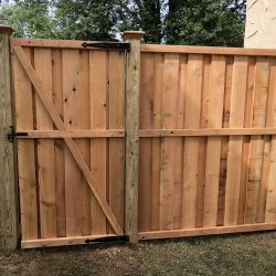 wood-fence-styles
