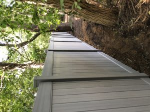 wood style pvc privacy fence inspiration