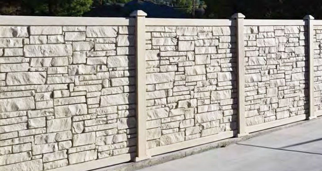 Designer fence options for upscale homes