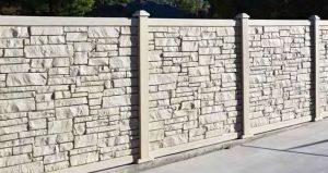 Designer fence options for upscale homes