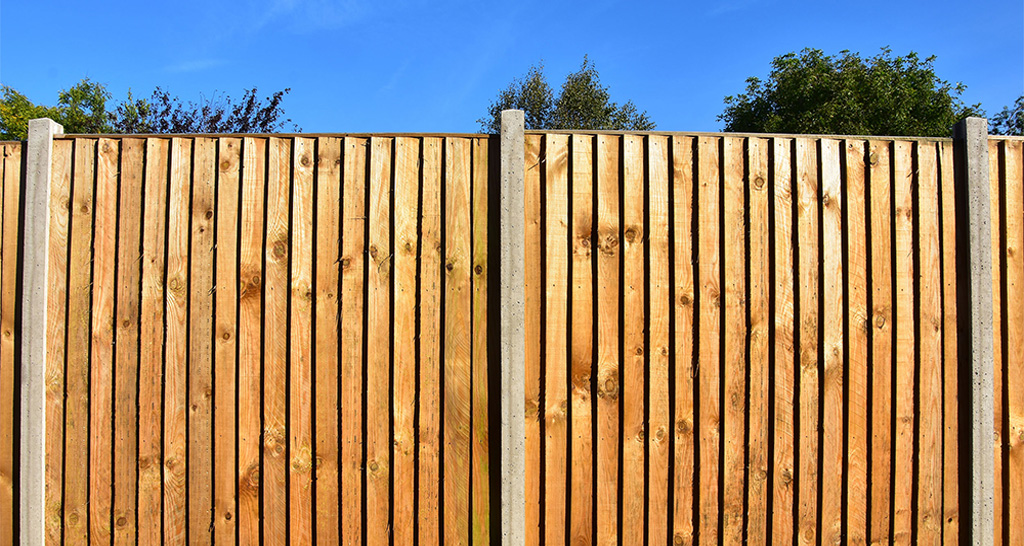 Inexpensive low maintenance fencing