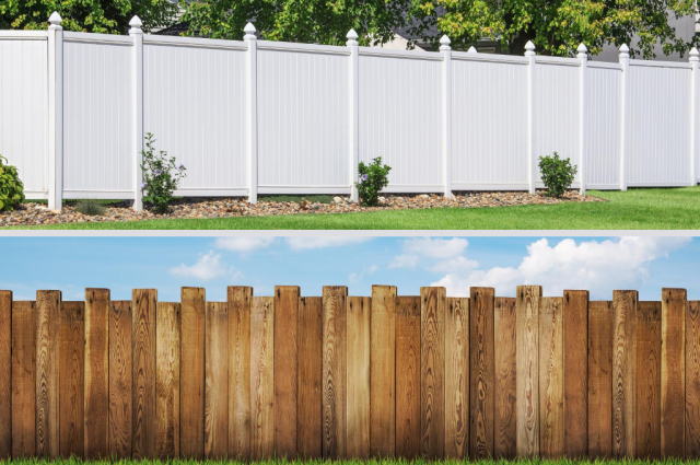 Vinyl Fences vs Wood Fences: Buying Guide