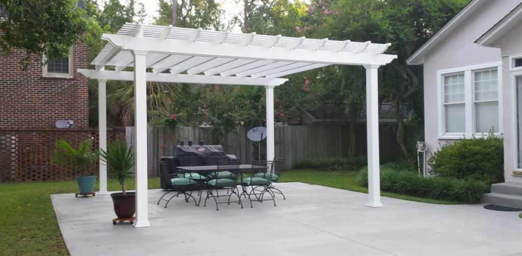 Best pergola type for patios in Lancaster PA