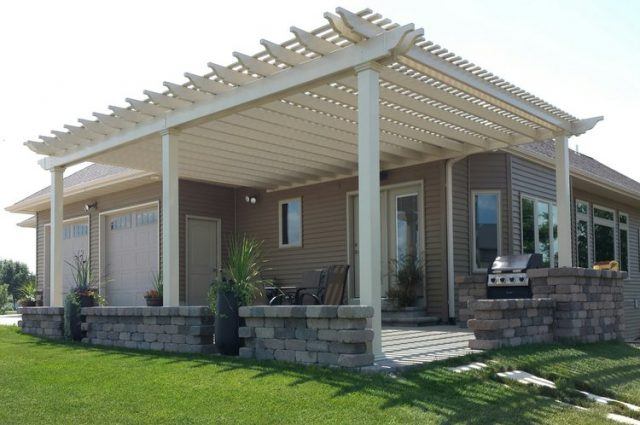 Our #1 Pick for Best Pergola Type