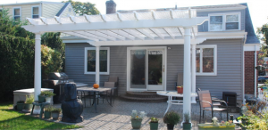 Backyard pergola ideas for patio