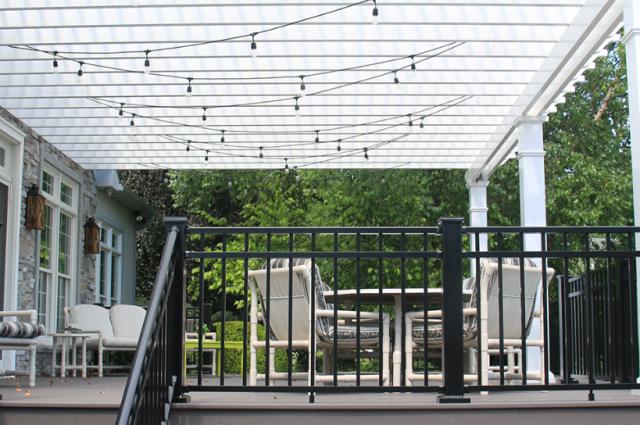 5 Backyard Pergola Ideas