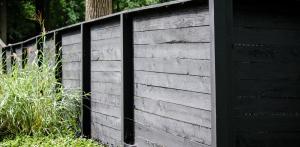 Best fence installers for black wood fence