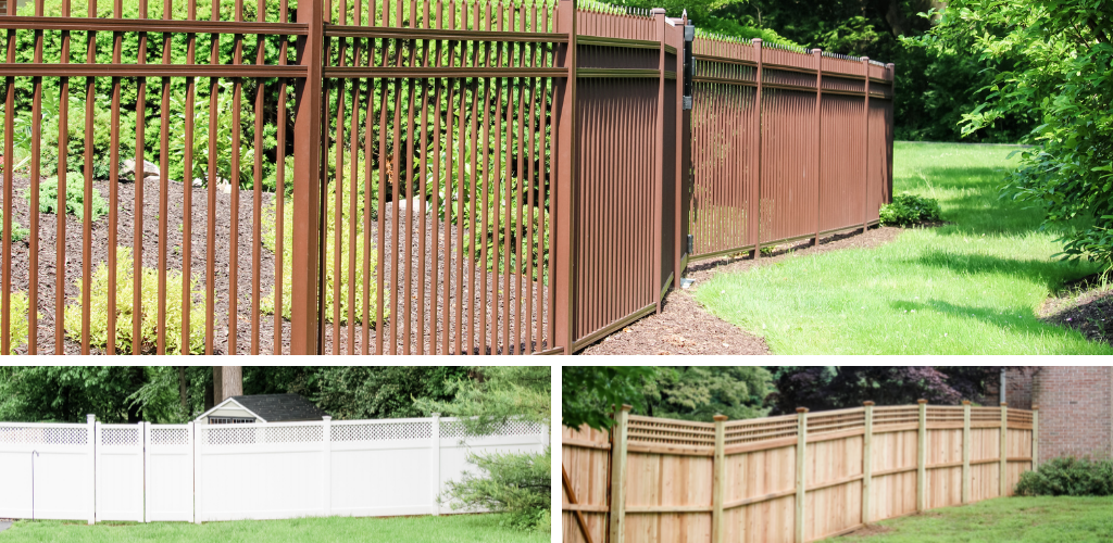 Best Fence Materials and Installers