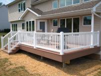 vinyl railing installation company